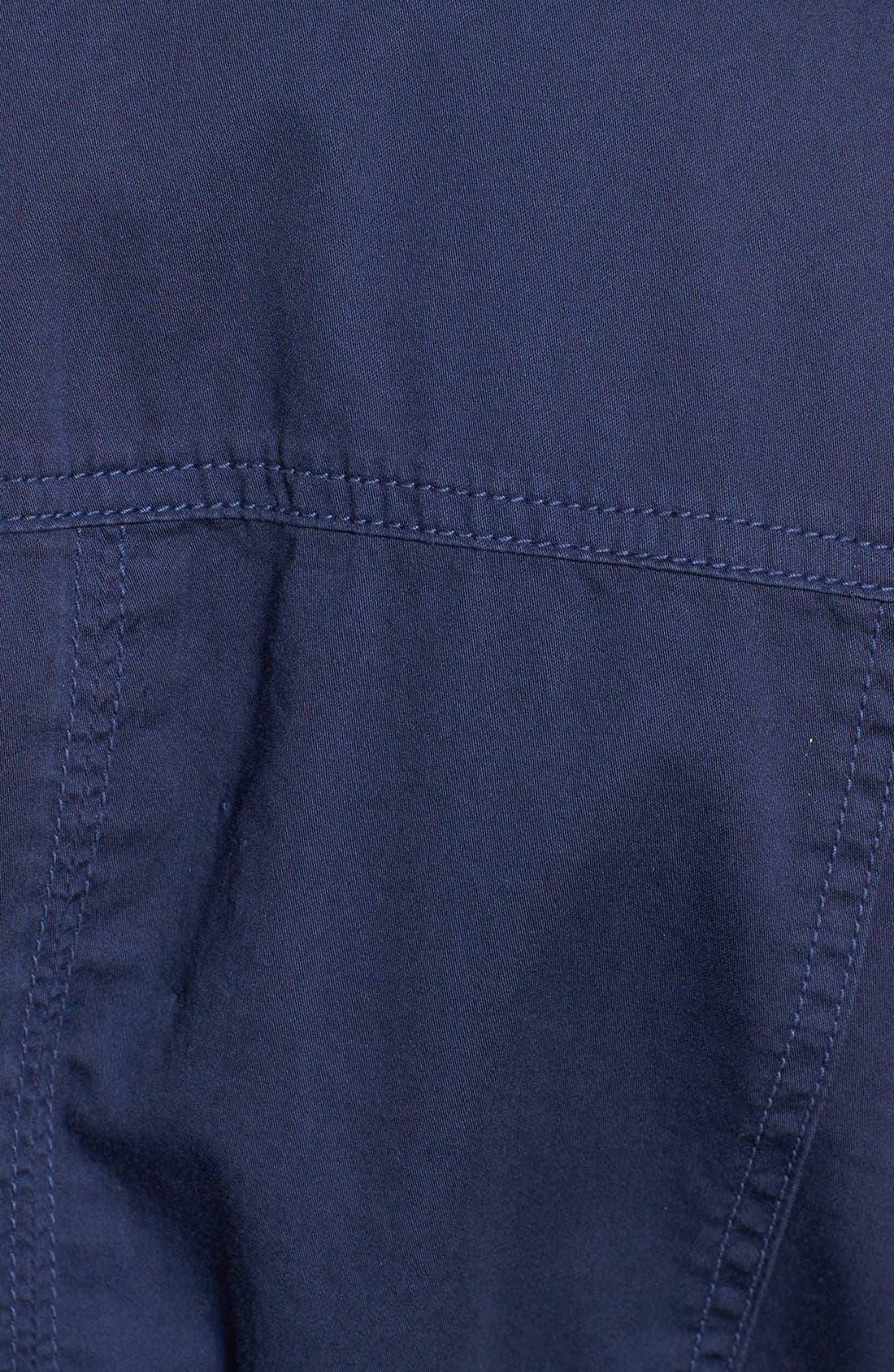 Alternate Image 3  - Caslon® Utility Jacket (Regular & Petite)