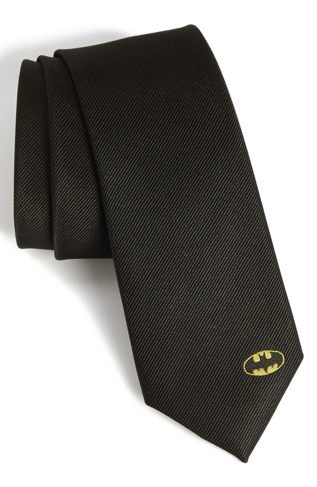 Alternate Image 1 Selected - DC Comics Batman Solid Tie