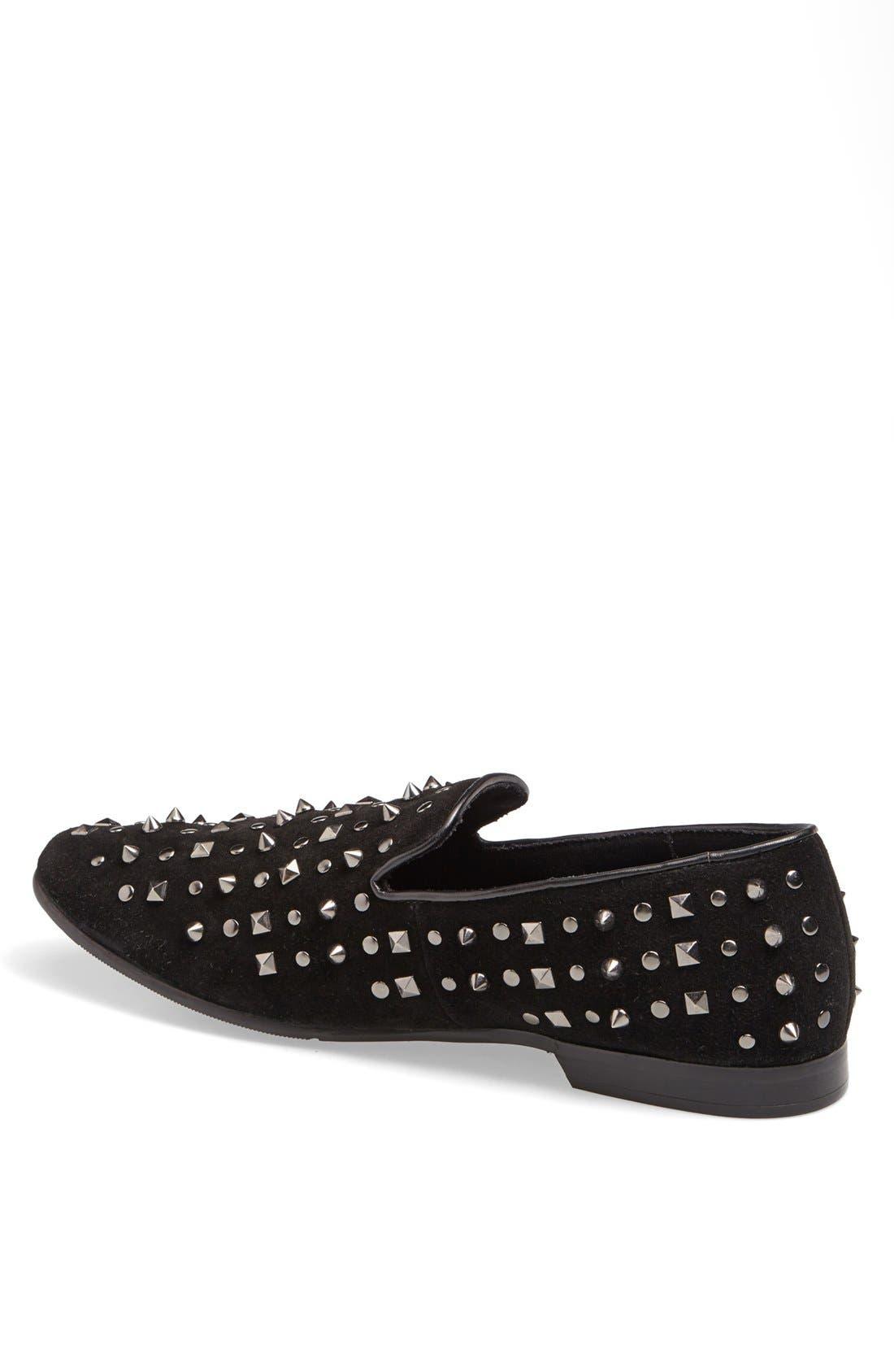 Alternate Image 2  - ALDO 'Coyan' Studded Loafer