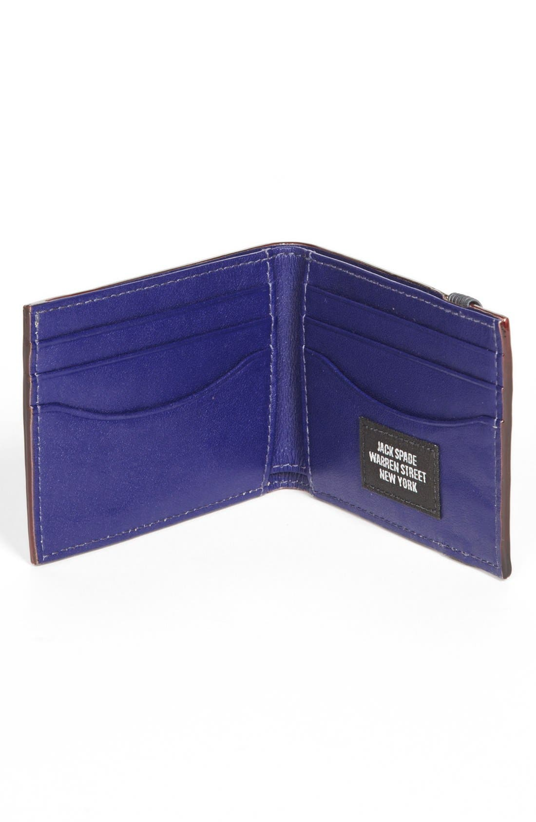 Alternate Image 2  - Jack Spade Index Wallet