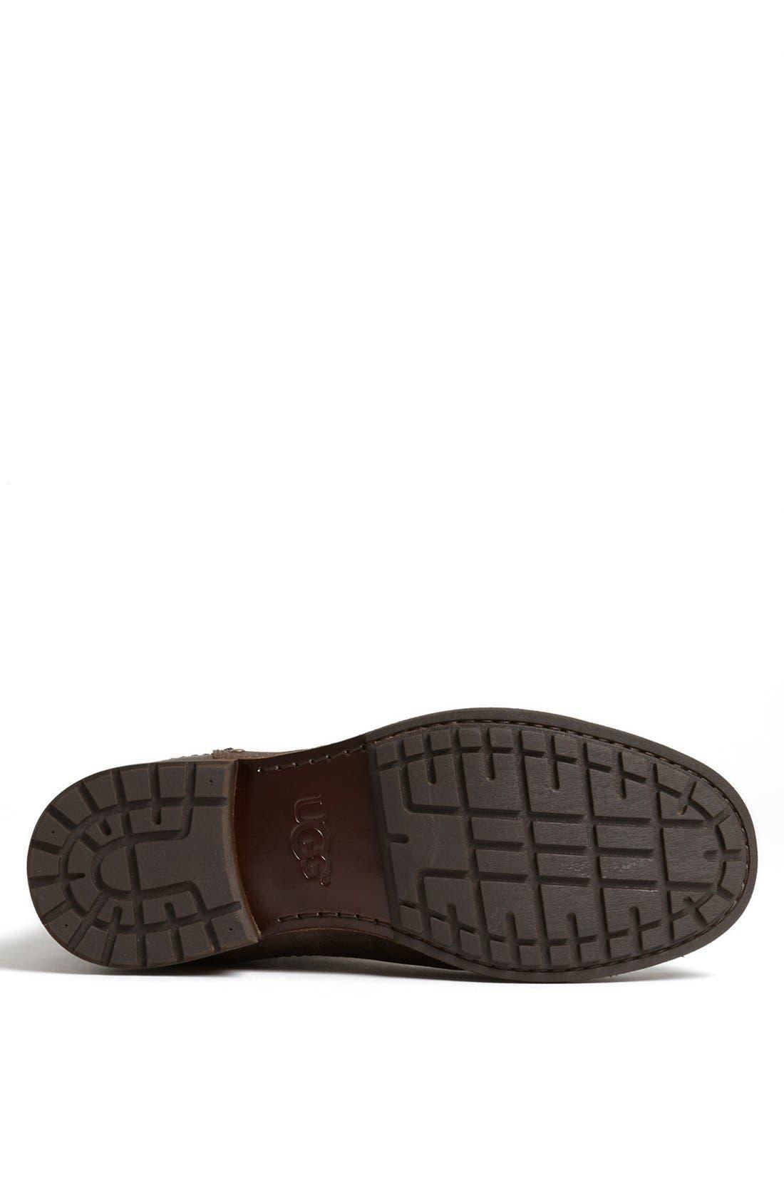 Alternate Image 4  - UGG® Australia 'Kern' Zip Boot