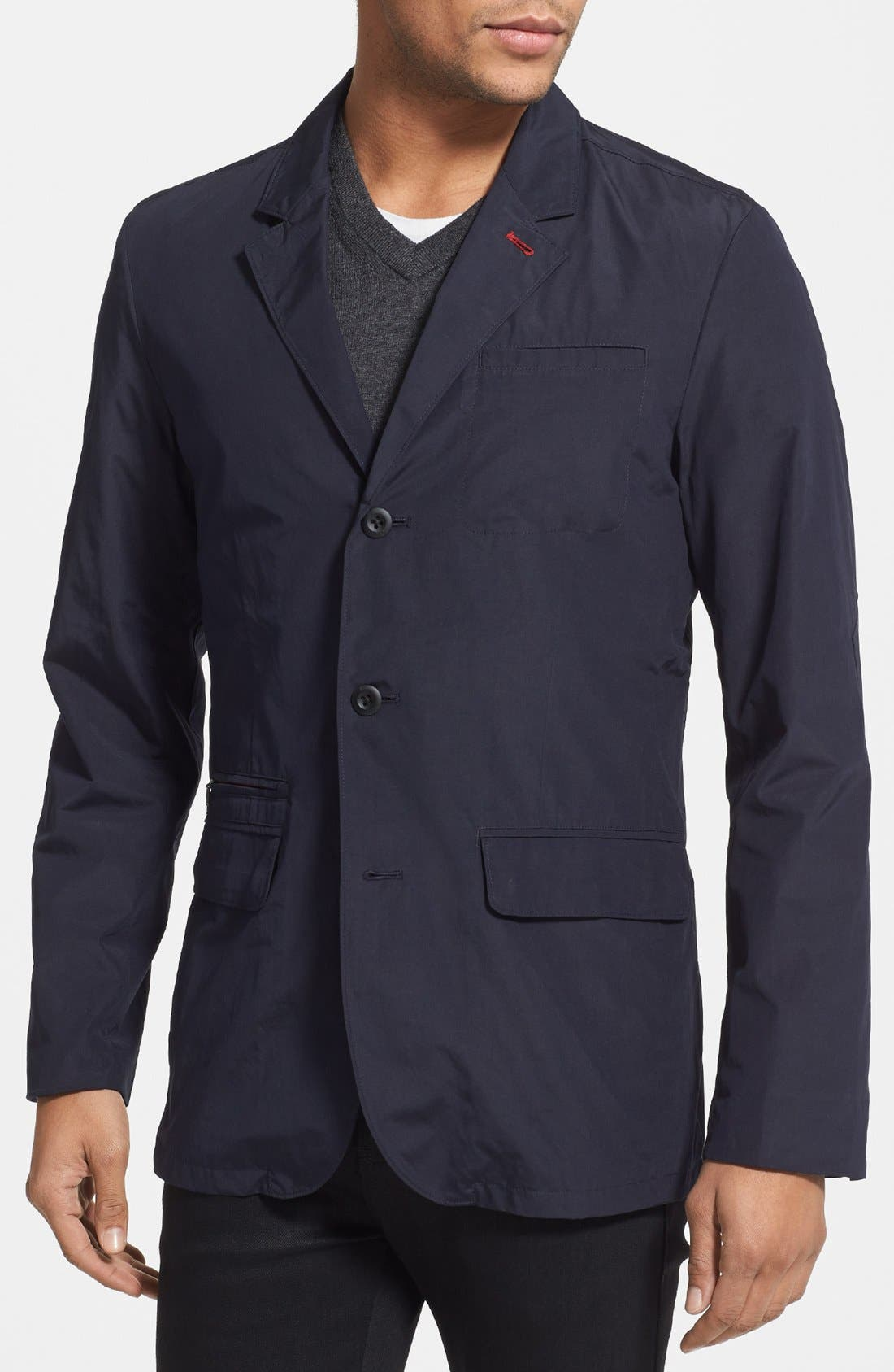 Main Image - Victorinox Swiss Army® 'Spring Travel' Water Repellent Blazer
