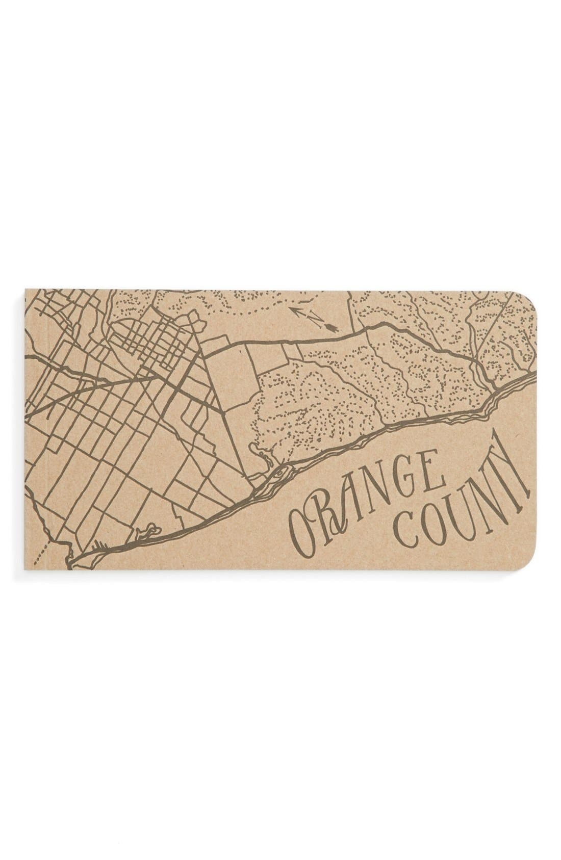 Alternate Image 1 Selected - Blackbird Letterpress City Notebook