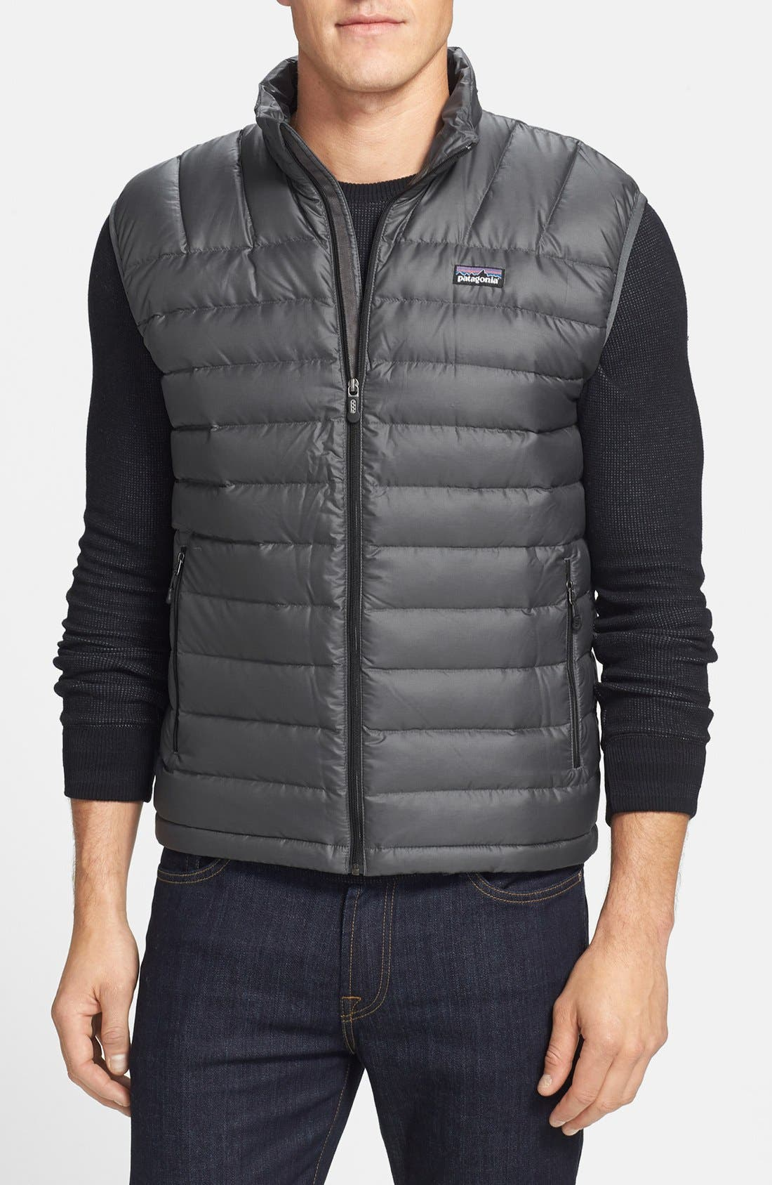 Alternate Image 1 Selected - Patagonia 'Down Sweater' Vest
