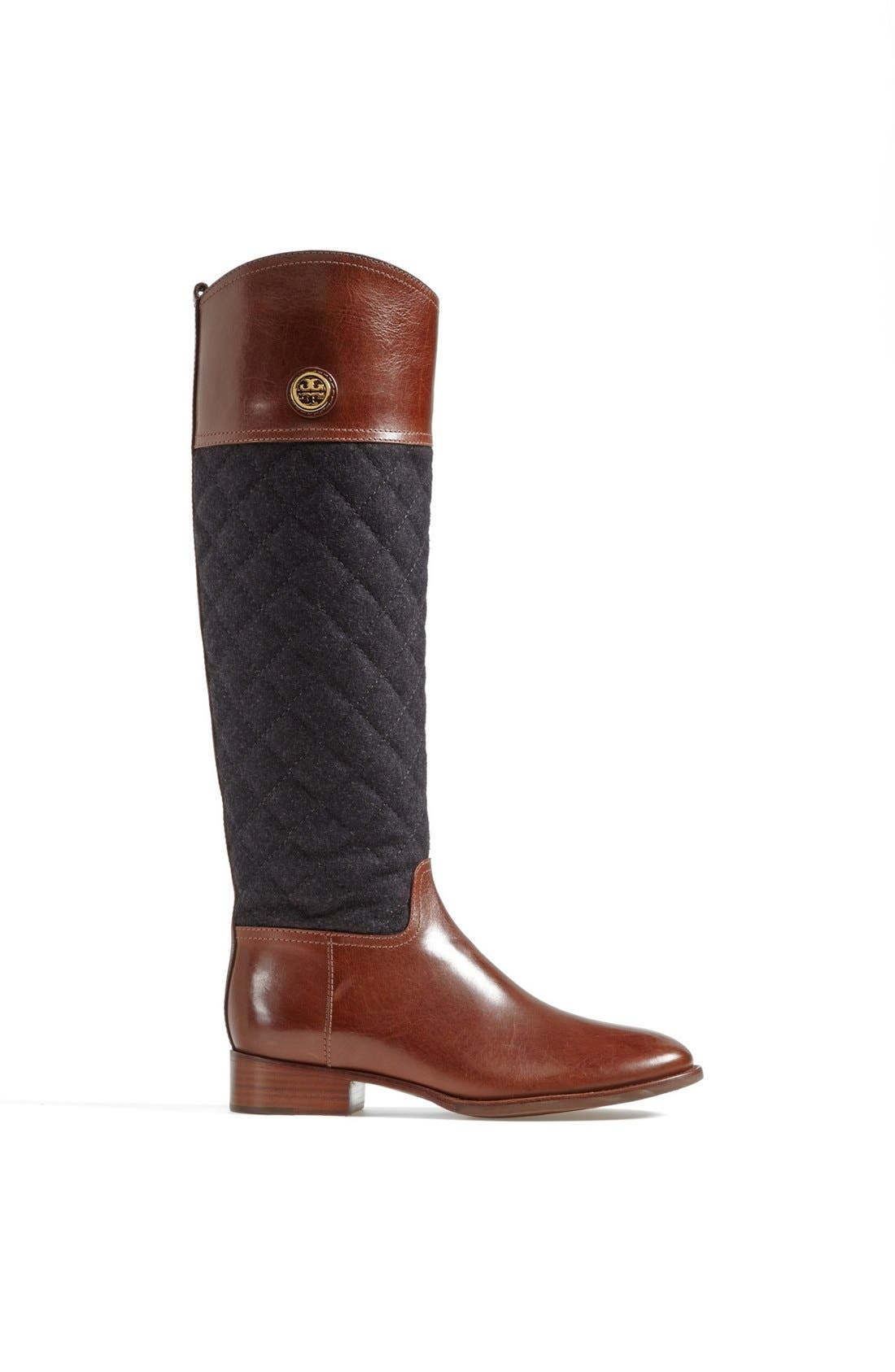 Alternate Image 4  - Tory Burch 'Rosalie' Riding Boot