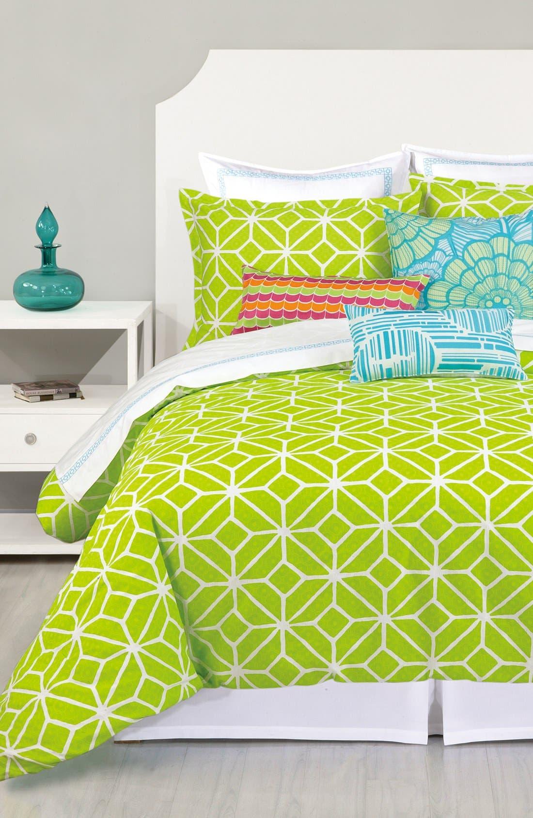 Alternate Image 1 Selected - Trina Turk 'Trellis' 400 Thread Count Comforter & Shams