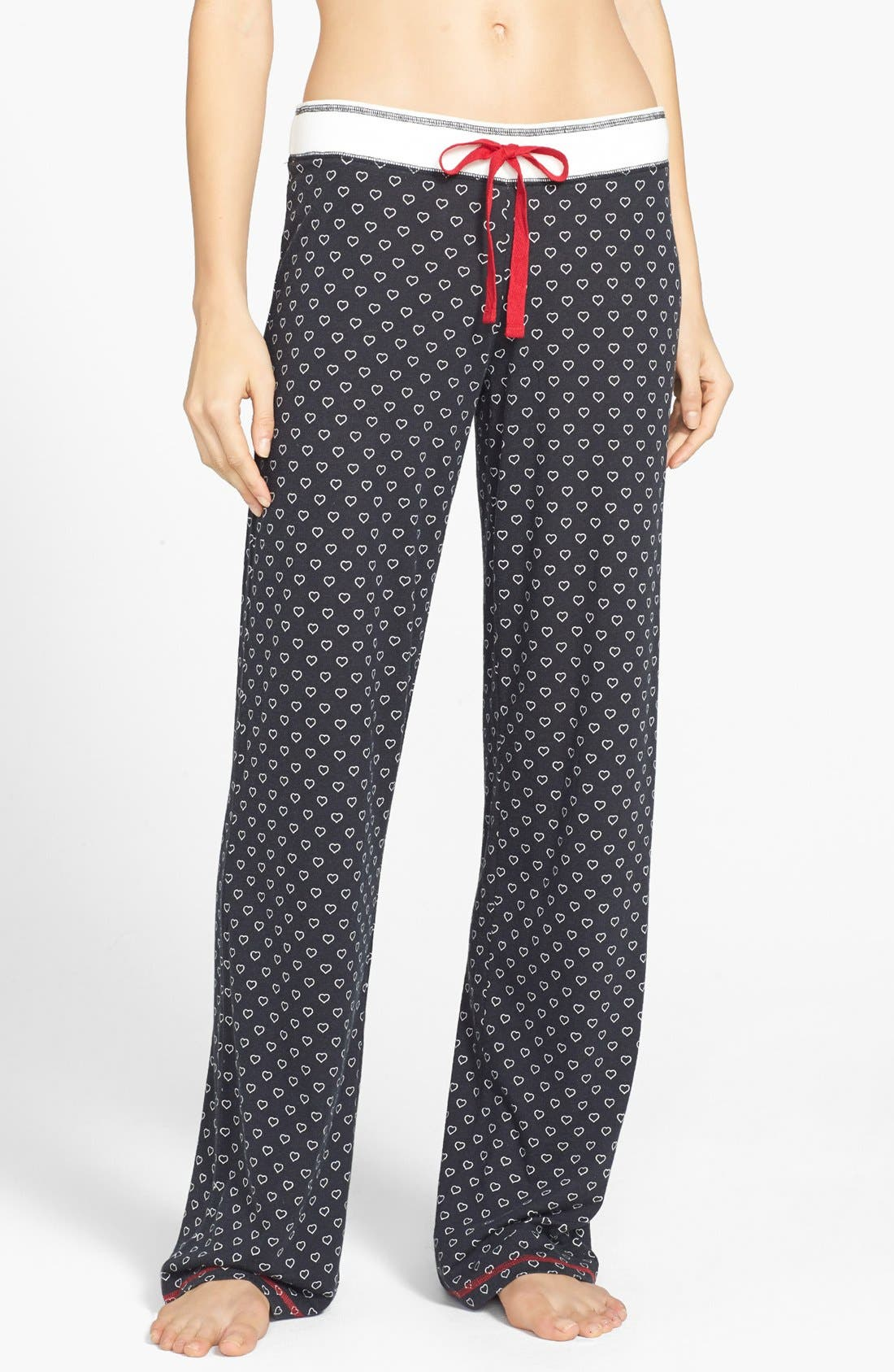 Alternate Image 1 Selected - PJ Salvage 'Heart' Pants