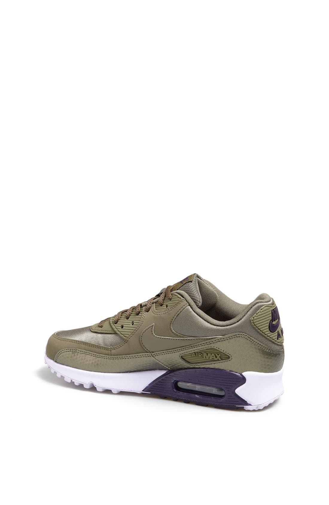 Alternate Image 2  - Nike 'Air Max 90' Sneaker (Women)