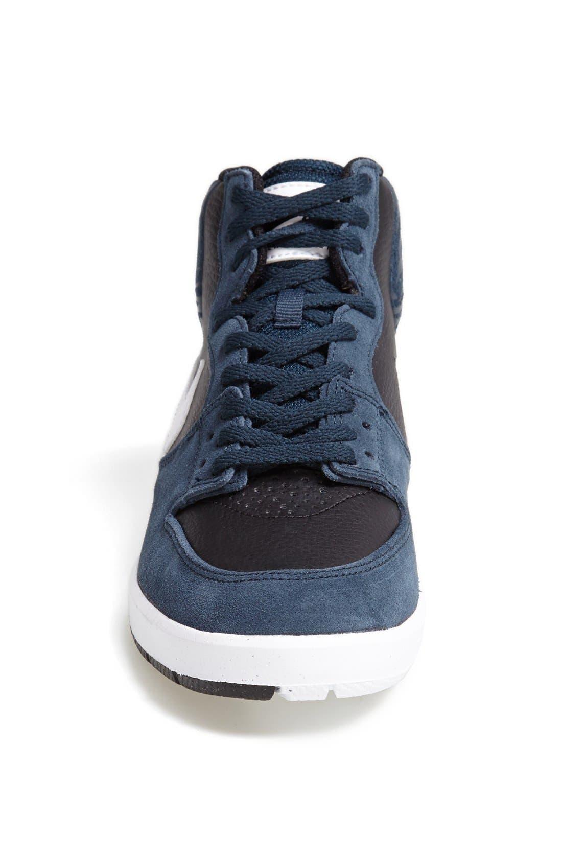 Alternate Image 3  - Nike 'Paul Rodriguez 7' High Top Sneaker (Big Kid)