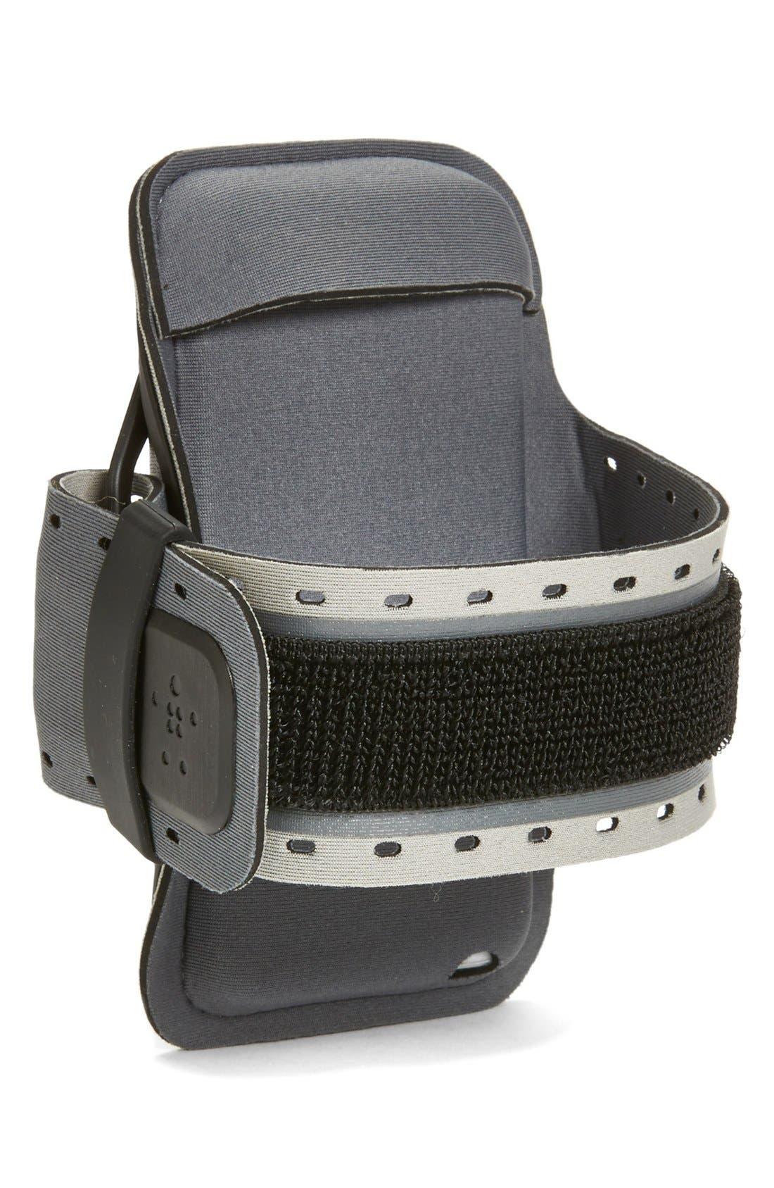 Alternate Image 2  - Belkin Slim-Fit Plus iPhone 5 Armband