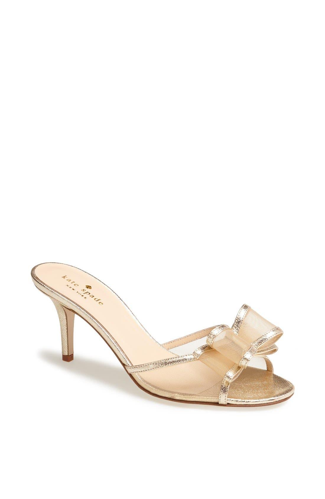 Alternate Image 1 Selected - kate spade new york 'michaela' sandal