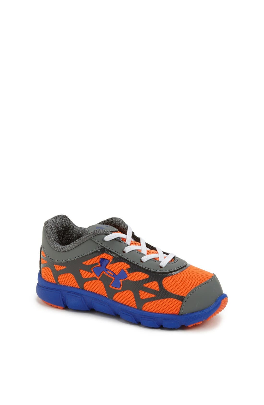 Alternate Image 1 Selected - Under Armour 'Spine™ Vice' Athletic Shoe (Baby, Walker & Toddler)