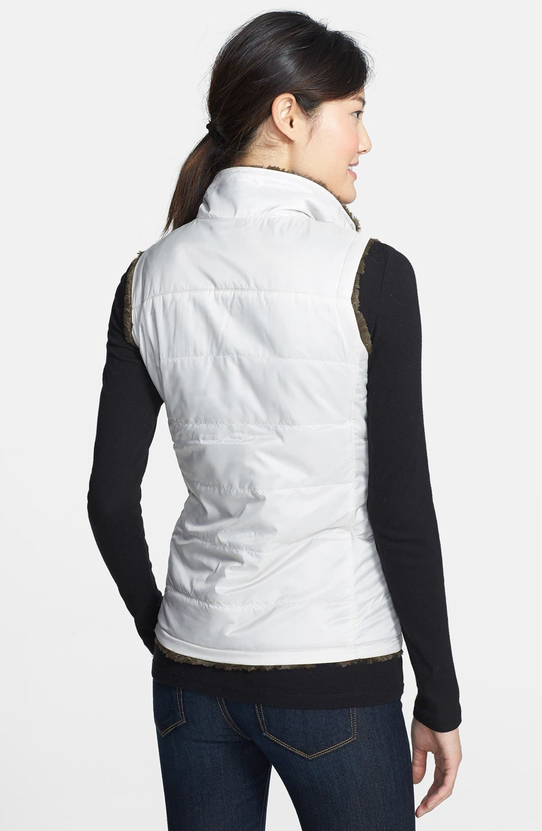 Alternate Image 2  - The North Face 'Mossbud Swirl' Insulated Reversible Vest