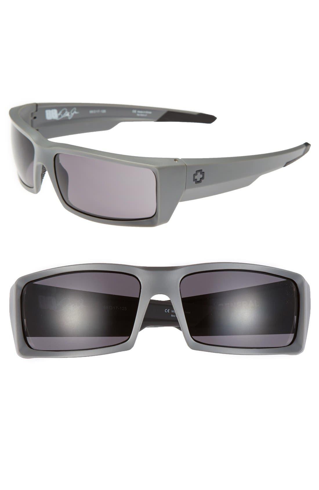 Alternate Image 1 Selected - SPY Optic 'Dale Earnhardt Jr. - General' 66mm Sunglasses
