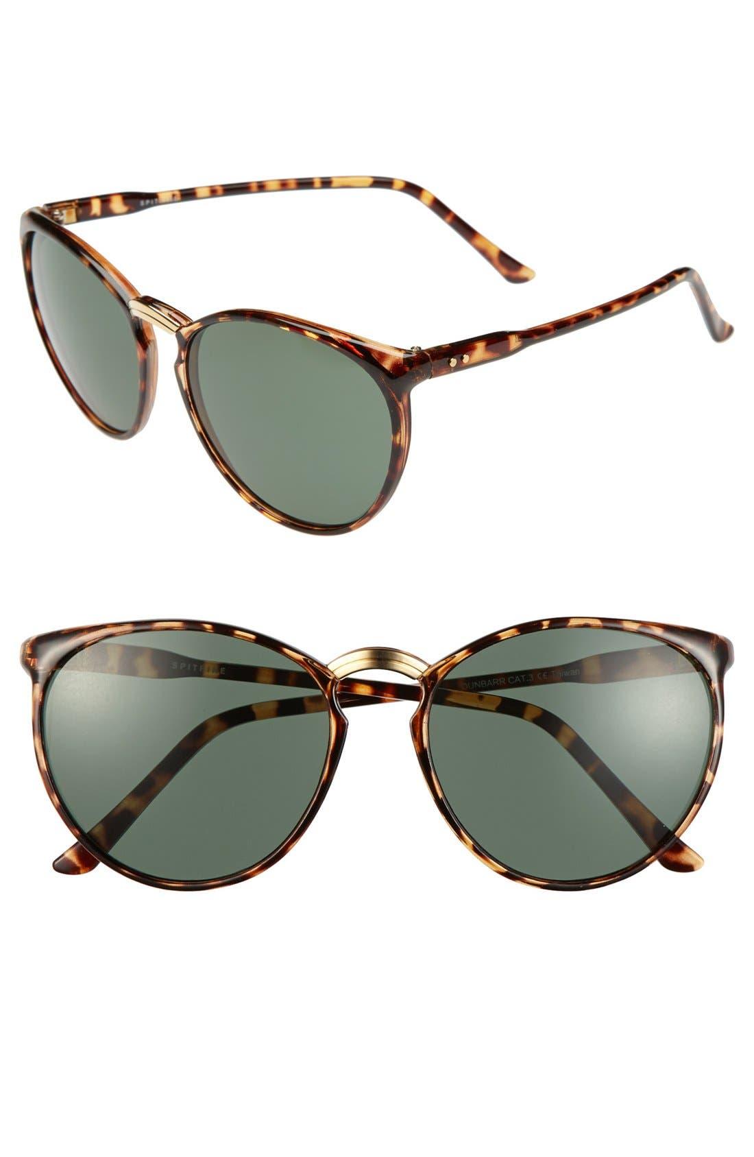Main Image - Spitfire 'Dunbarr' 50mm Retro Sunglasses