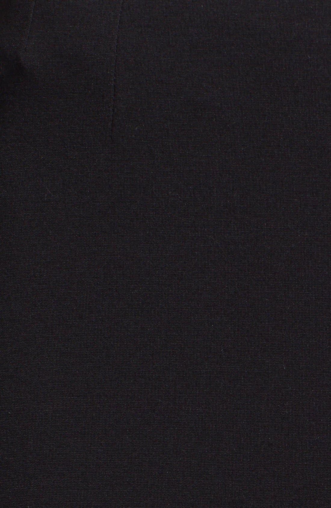 Alternate Image 3  - M Missoni Ponte Knit Pencil Skirt