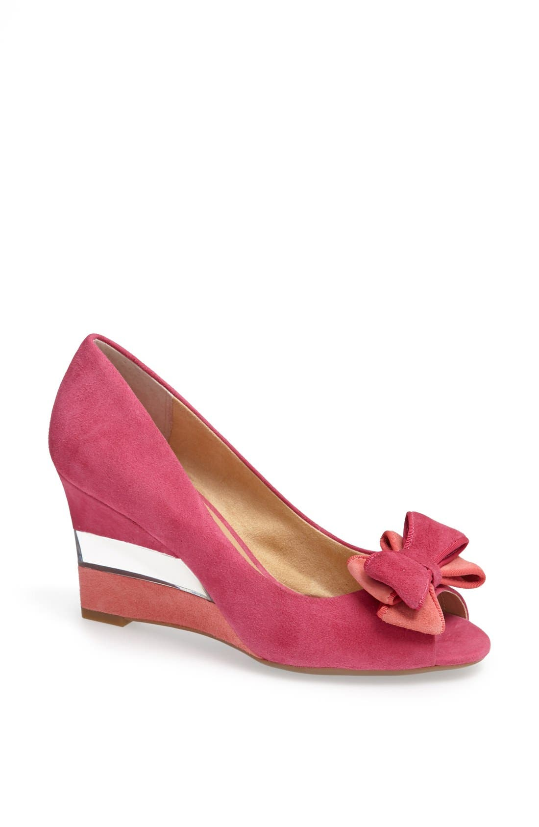 Alternate Image 1 Selected - Isaac Mizrahi New York 'Jujubee' Sandal (Online Only)
