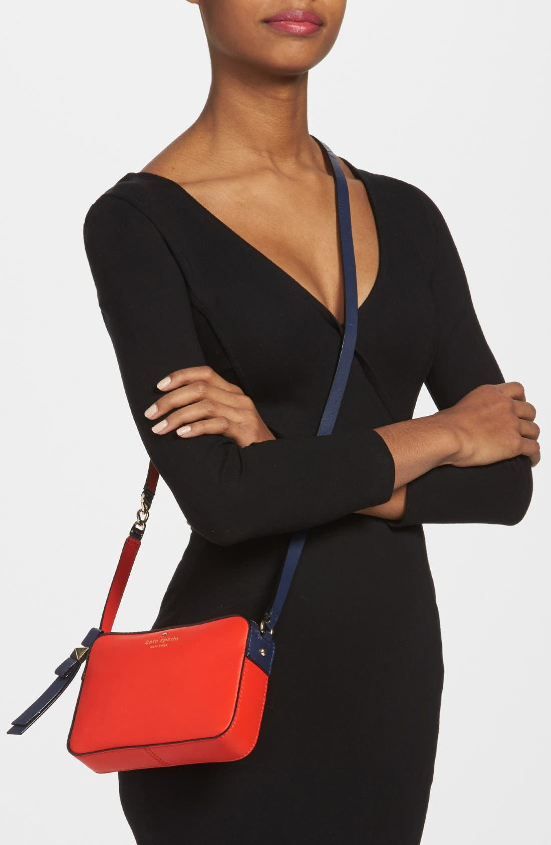 Alternate Image 2  - kate spade new york 'clover' crossbody