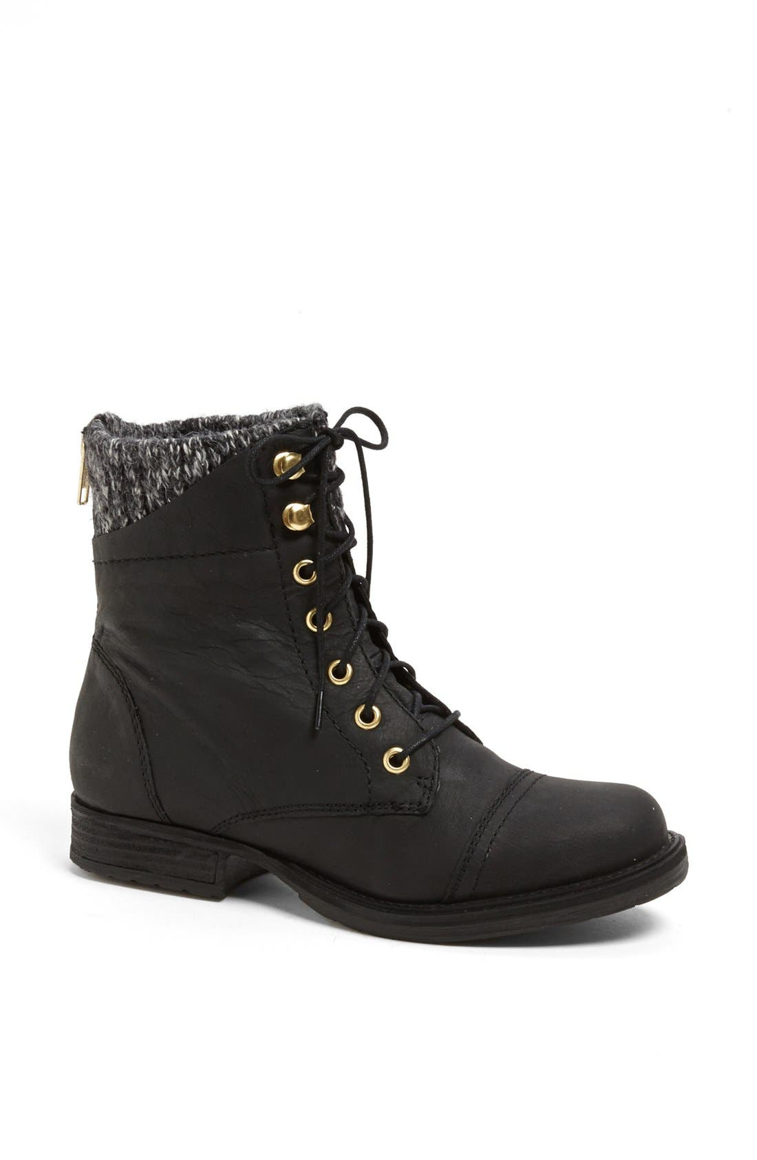 Alternate Image 1 Selected - Steve Madden 'Jacksin' Leather Boot