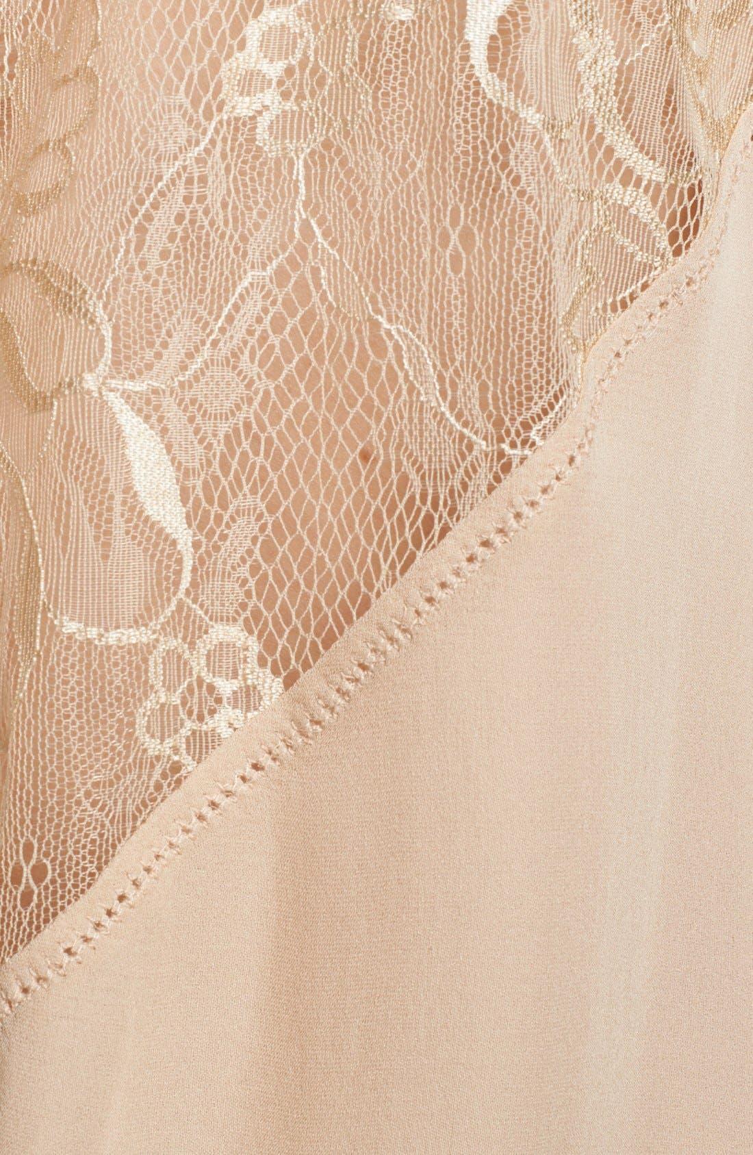Alternate Image 4  - Haute Hippie Pleated Silk Blouse