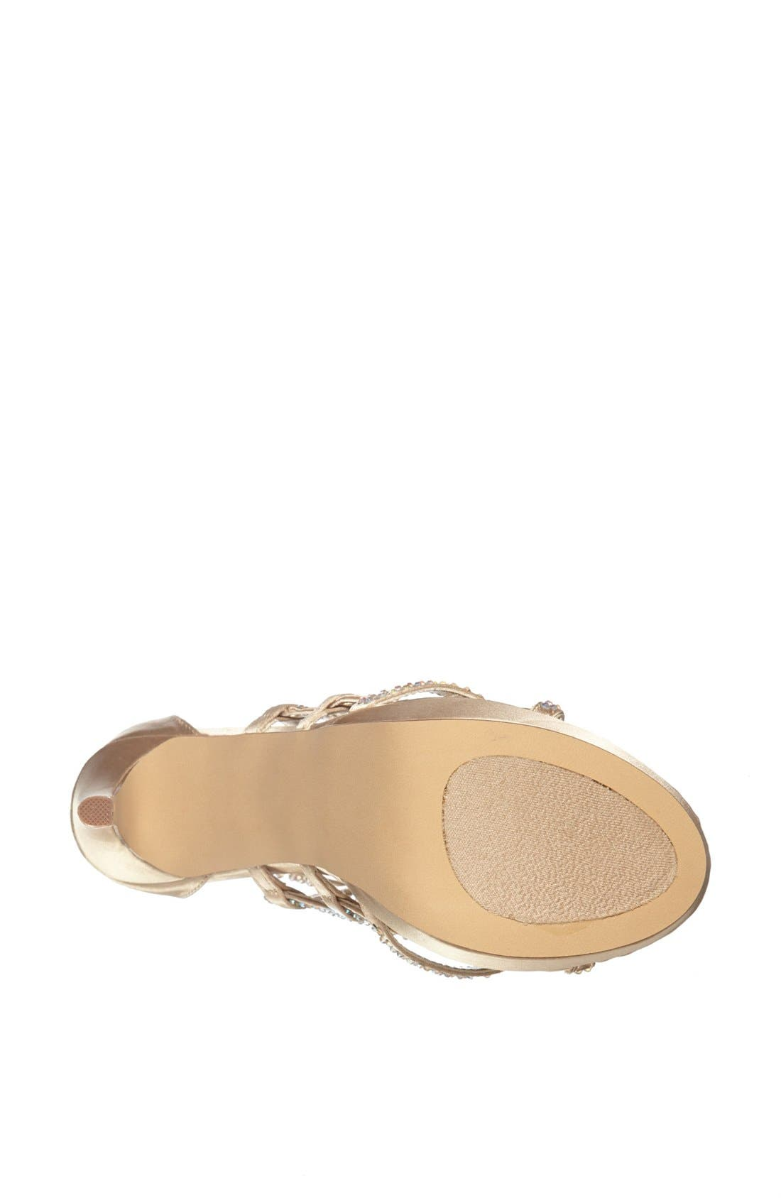 Alternate Image 4  - Steve Madden 'Singer' Platform Sandal