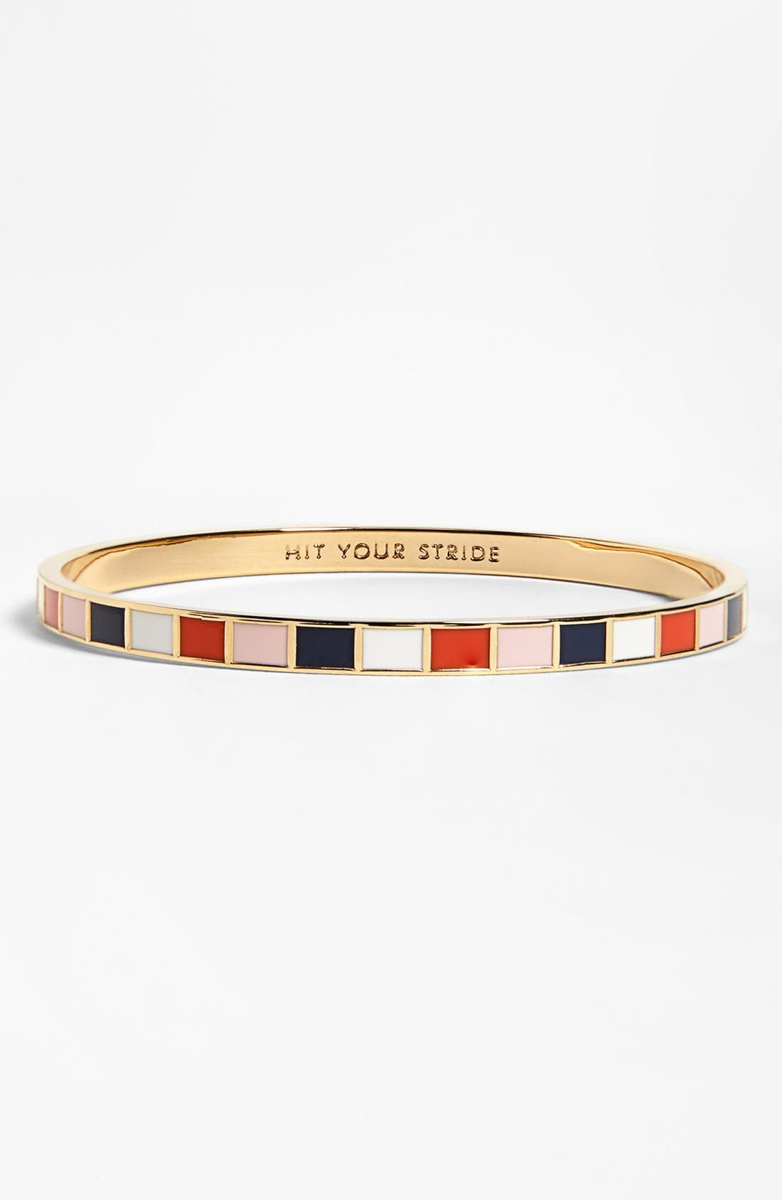 Main Image - kate spade new york 'idiom - hit your stride' bangle