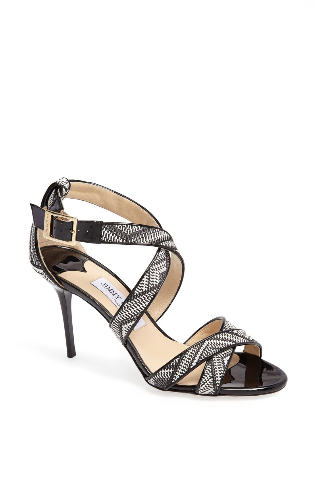 Alternate Image 1 Selected - Jimmy Choo 'Louise' Sandal