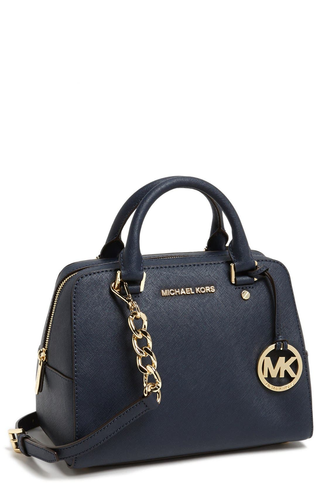 Main Image - MICHAEL Michael Kors 'Medium Jet Set' Satchel