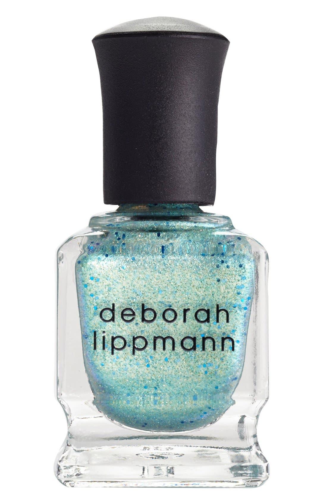 Deborah Lippmann Glitter Nail Color