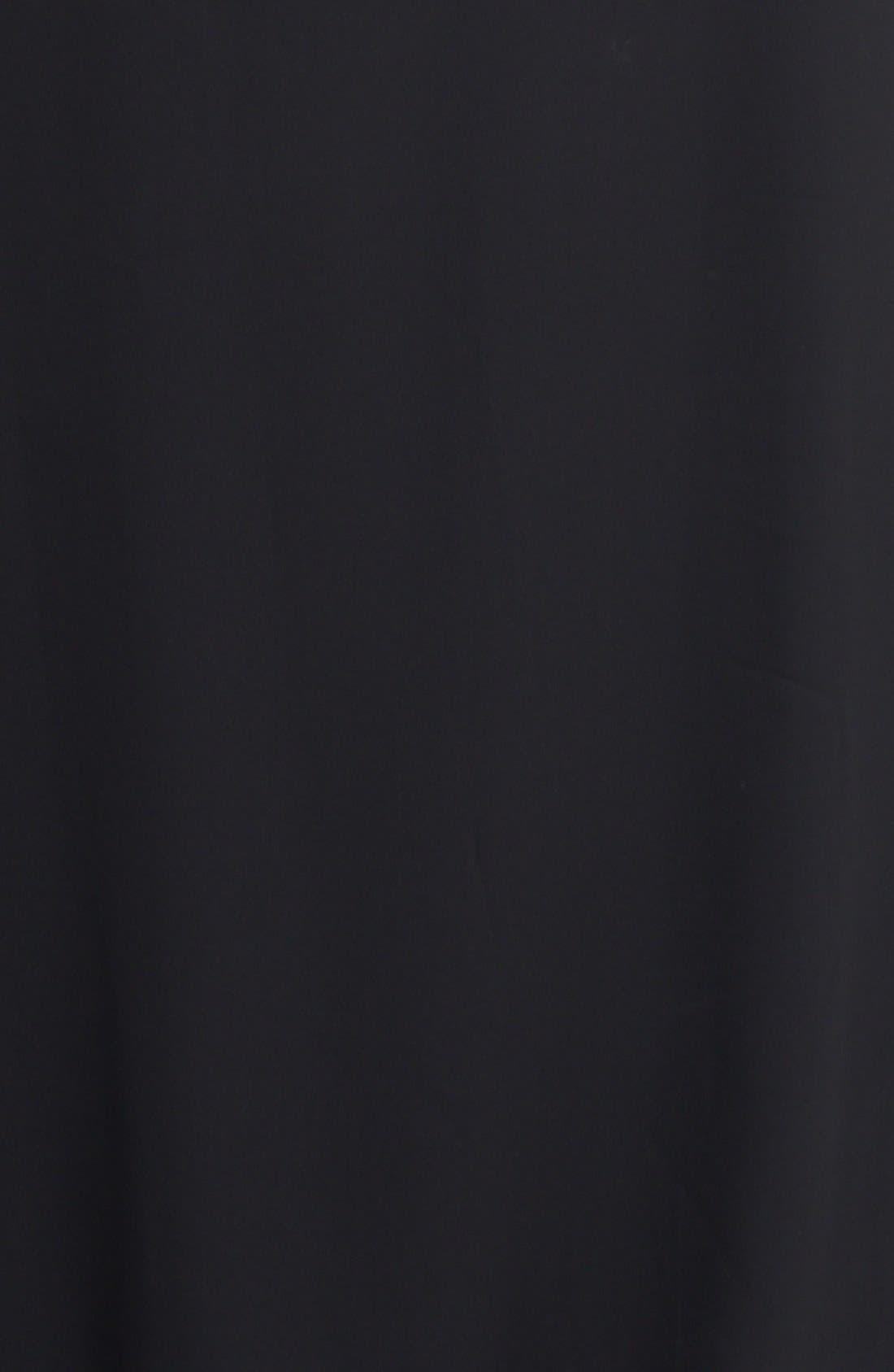Alternate Image 3  - Armani Collezioni Side Drape Cady Gown