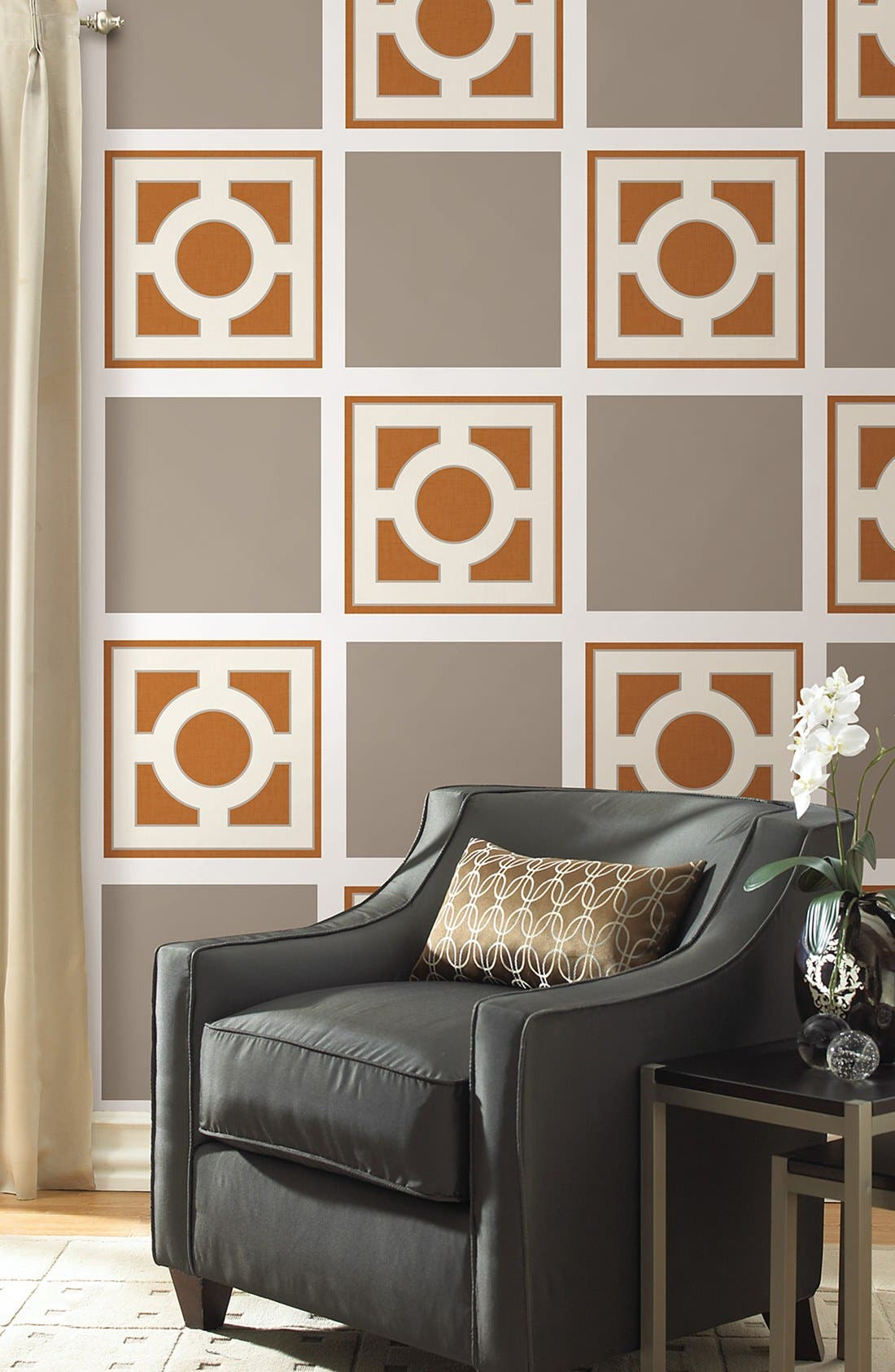 Alternate Image 1 Selected - Wallpops 'Zoe & Pebble Blox' Wall Art