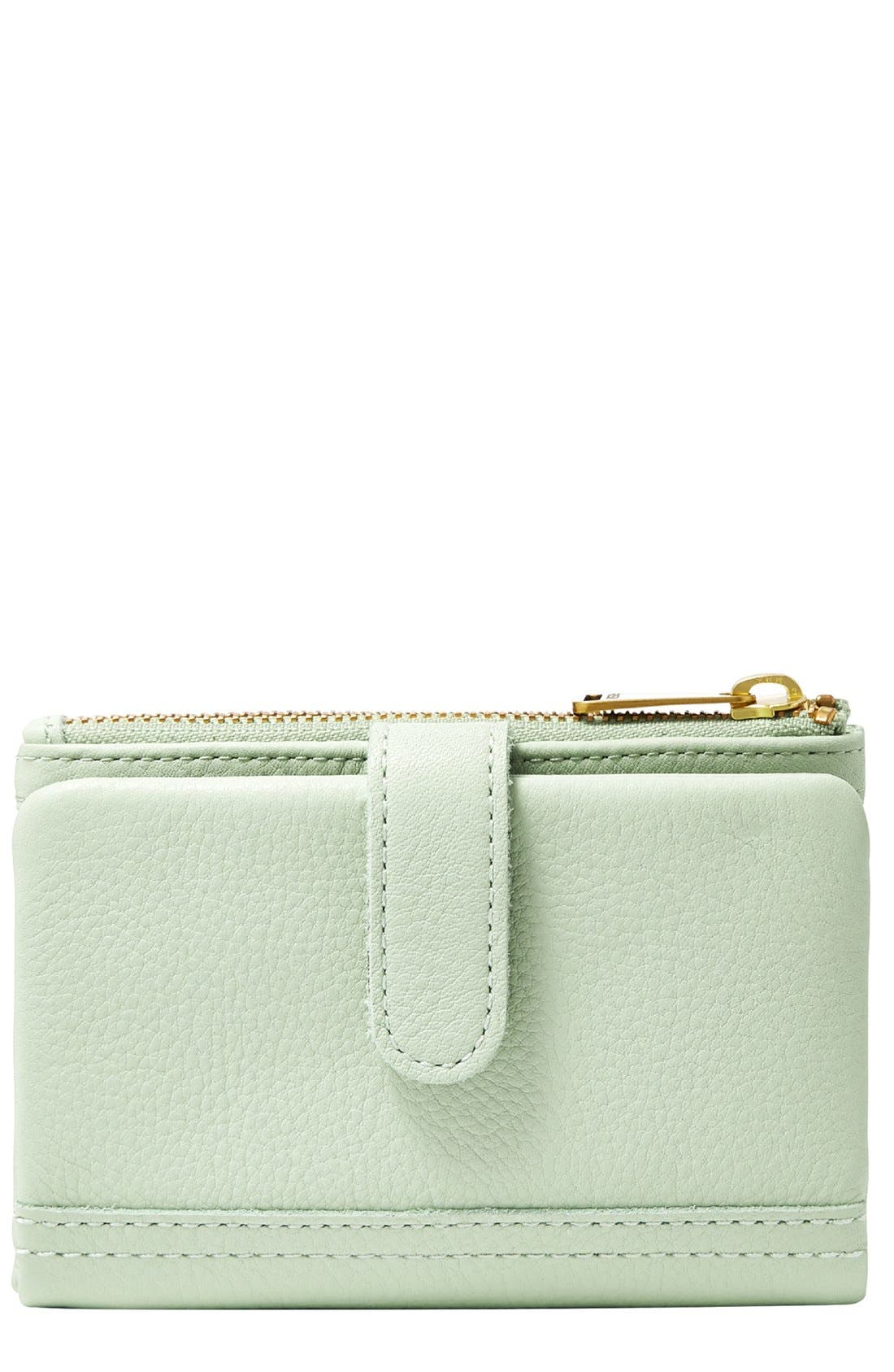 Alternate Image 1 Selected - Fossil 'Erin' Tab Wallet