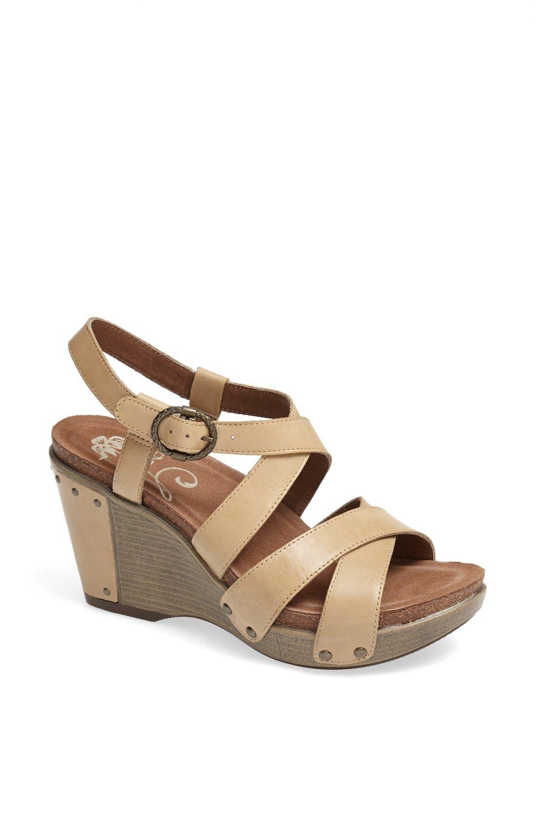 Alternate Image 1 Selected - Dansko 'Frida' Sandal
