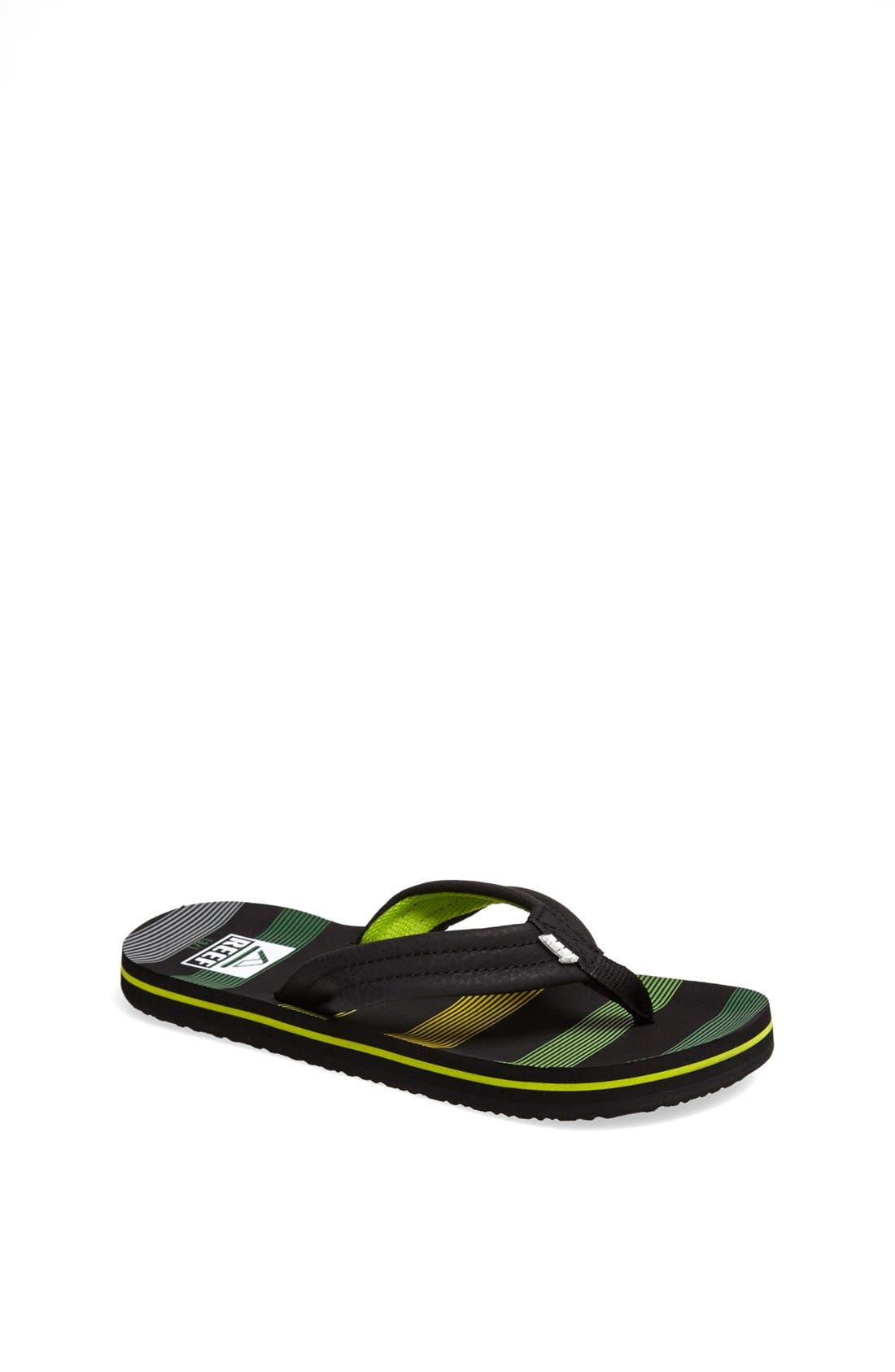 Alternate Image 1 Selected - Reef 'Ahi' Sandal (Baby, Walker, Toddler, Little Kid & Big Kid)