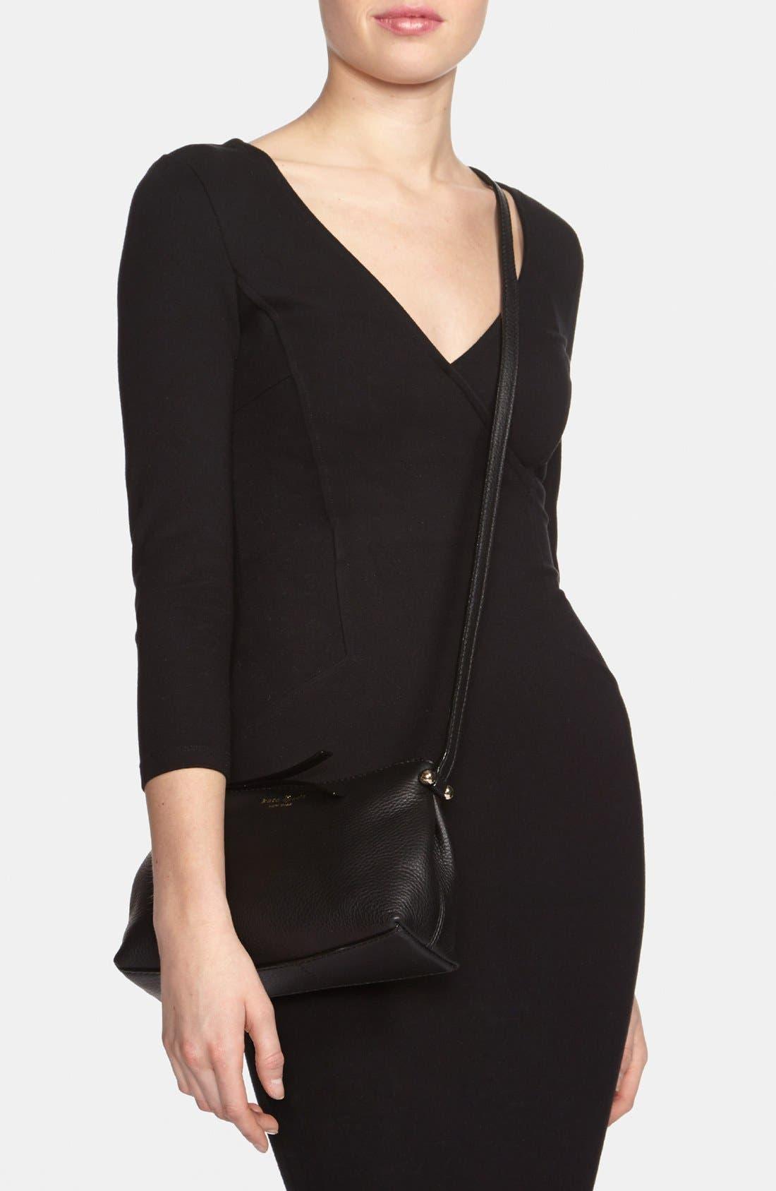 Alternate Image 2  - kate spade new york 'claudie' leather crossbody bag