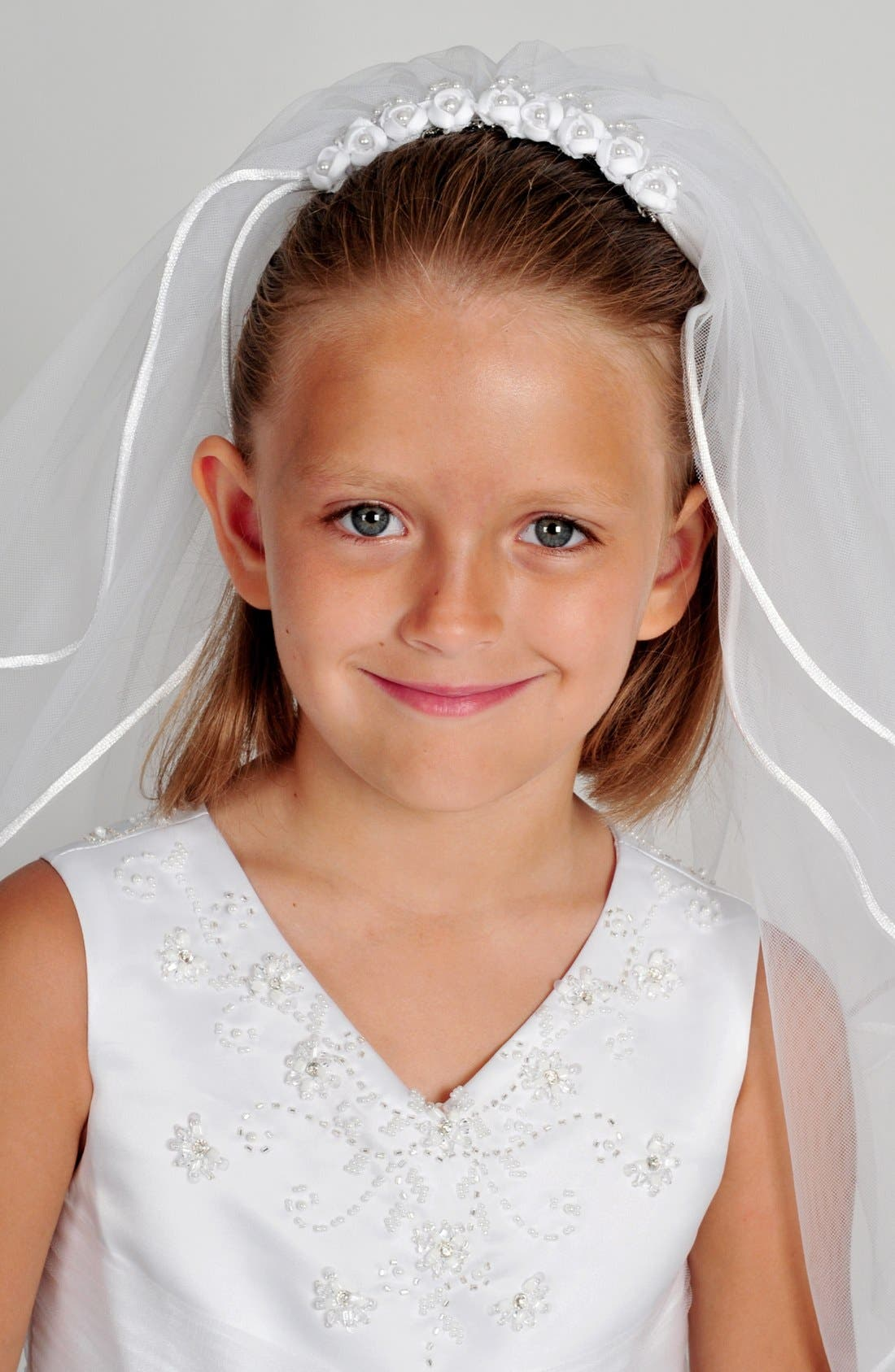 Alternate Image 2  - Lauren Marie First Communion Veil