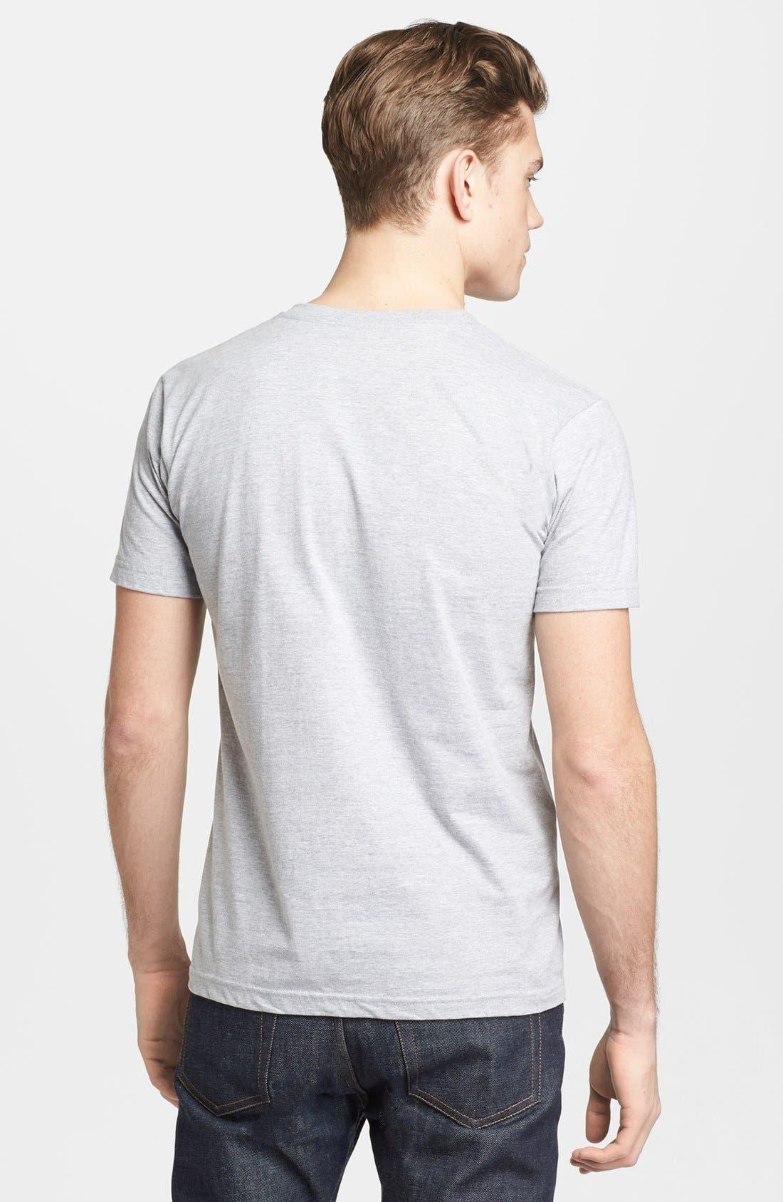 Alternate Image 2  - Pendleton Portland Collection 'Mill' Crewneck T-Shirt