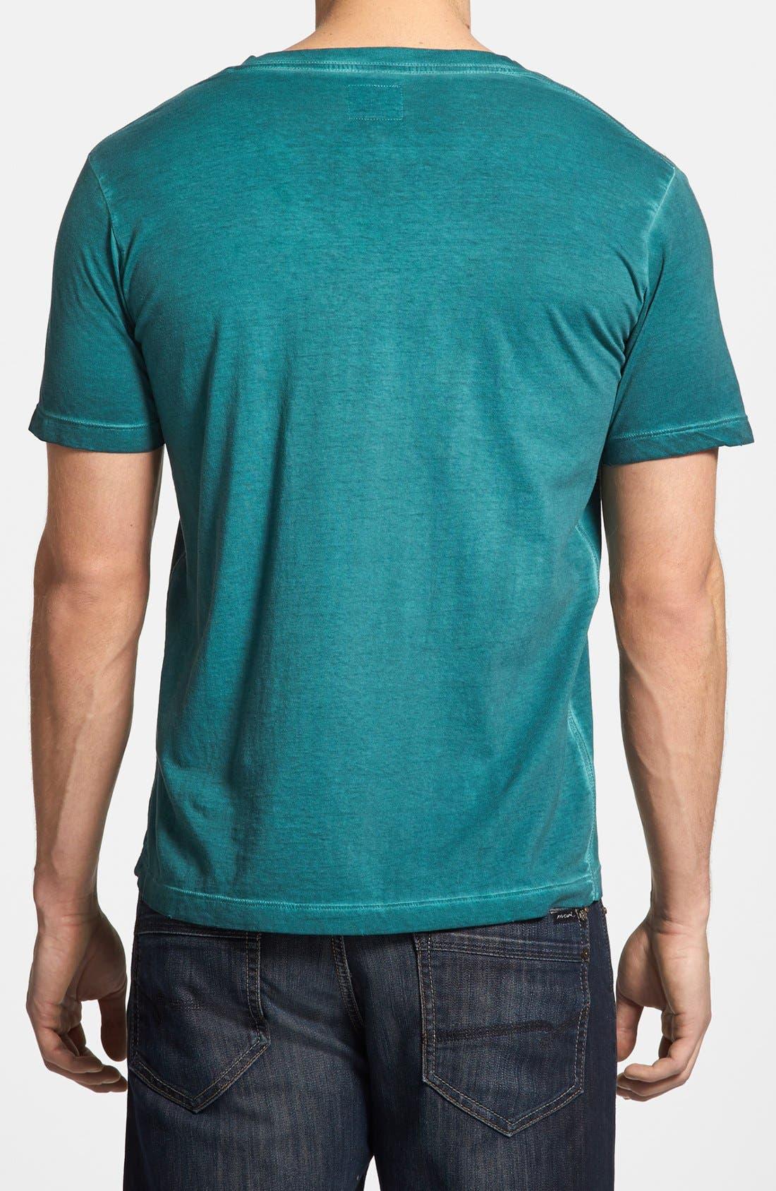 Alternate Image 2  - DIESEL® 'T-Gatien' V-Neck T-Shirt