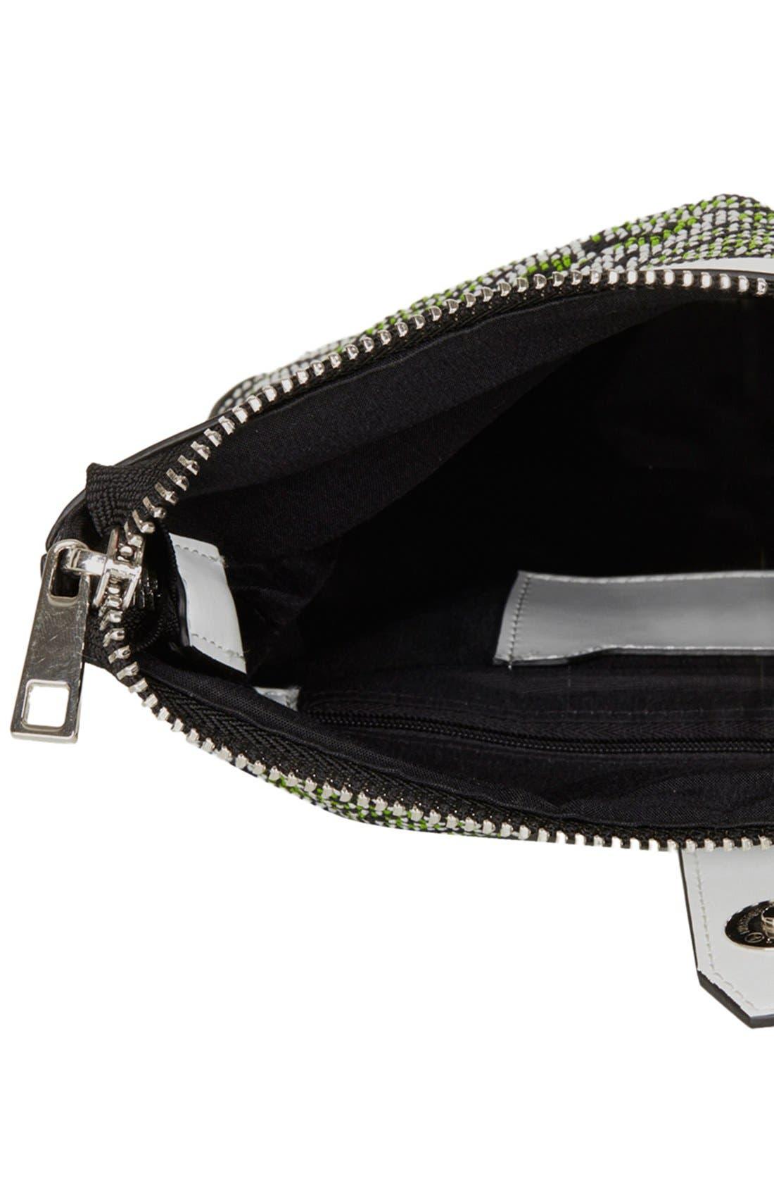 Alternate Image 3  - Topshop Tapestry Crossbody Bag