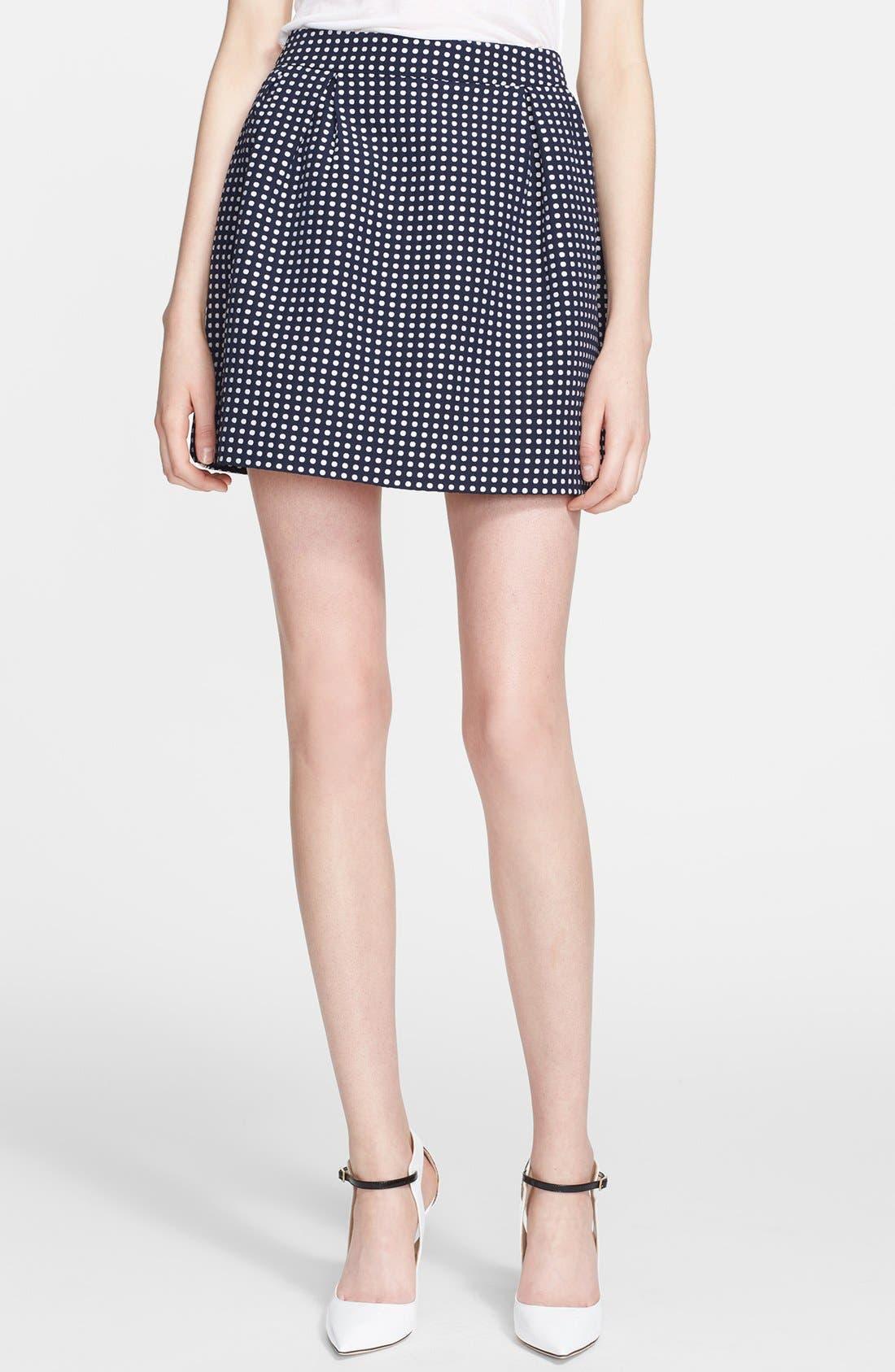 Alternate Image 1 Selected - Mcginn 'Mari' Polka Dot Skirt