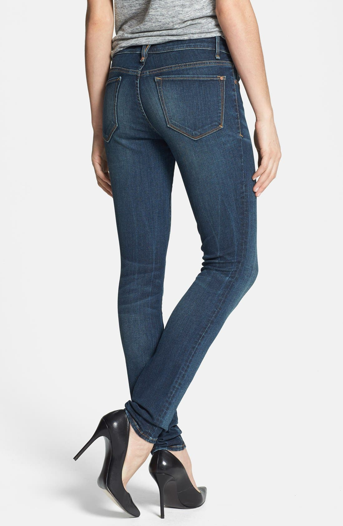 Alternate Image 2  - MARC BY MARC JACOBS 'Gaia' Stretch Super Skinny Jeans (Melrose)