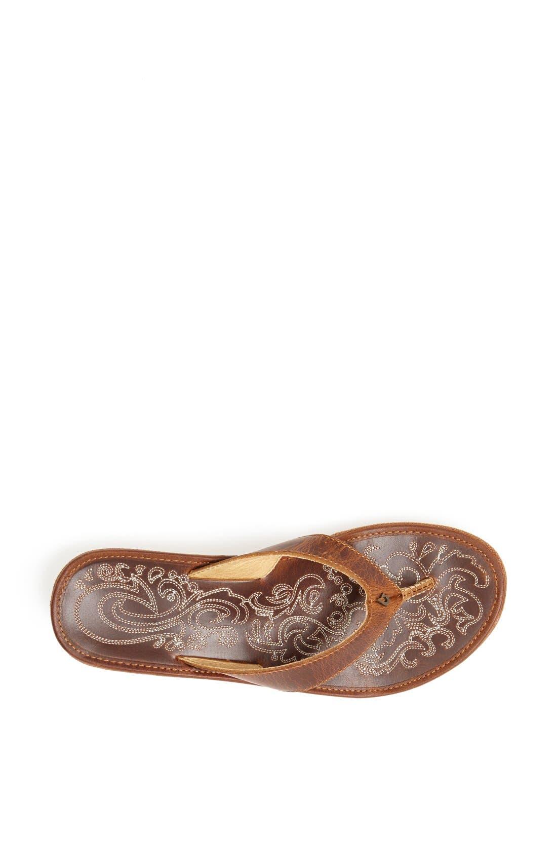 Alternate Image 3  - OluKai 'Kaula Lio' Sandal