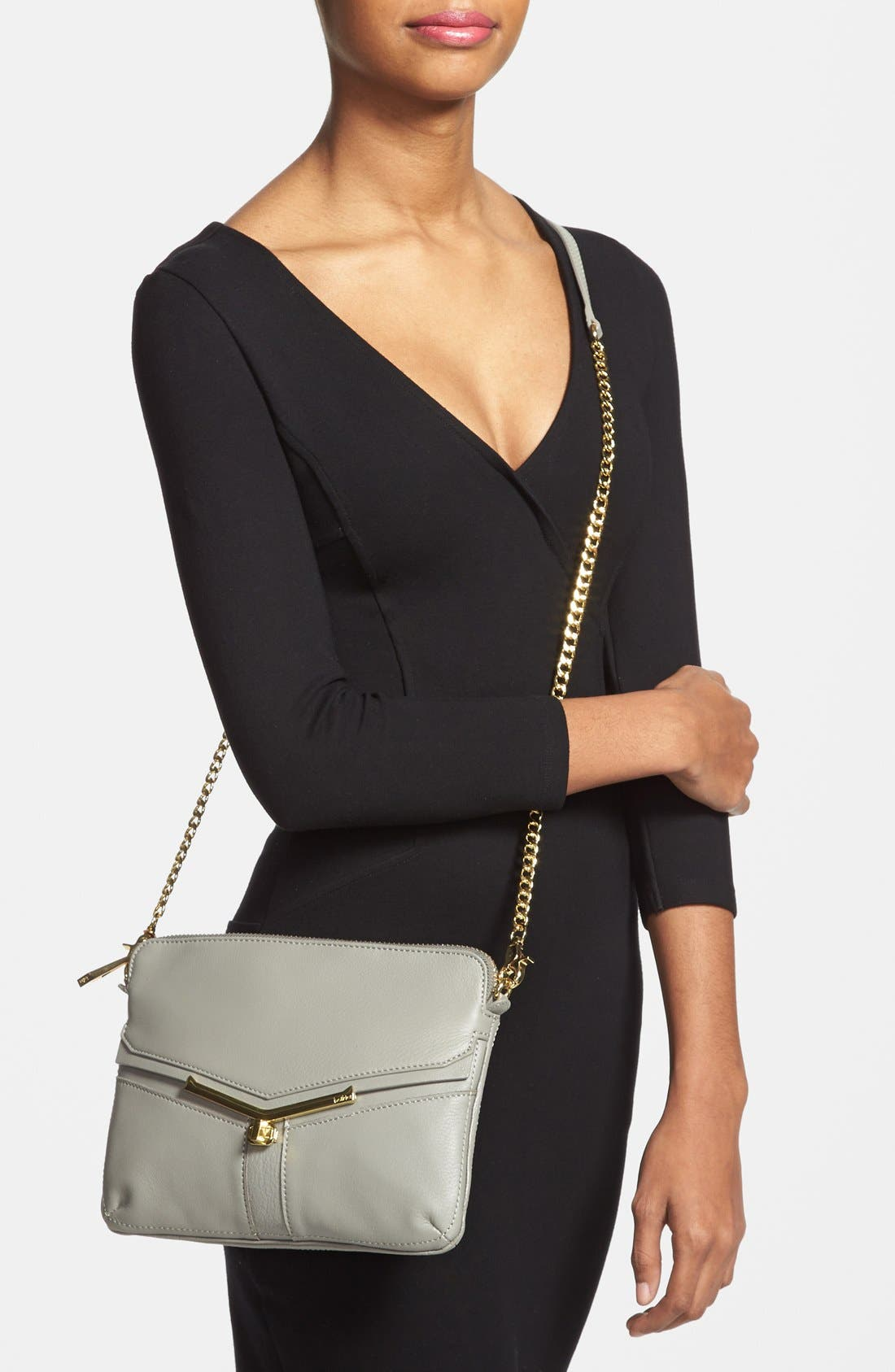 Alternate Image 2  - Botkier 'Valentina - Mini' Convertible Crossbody Clutch