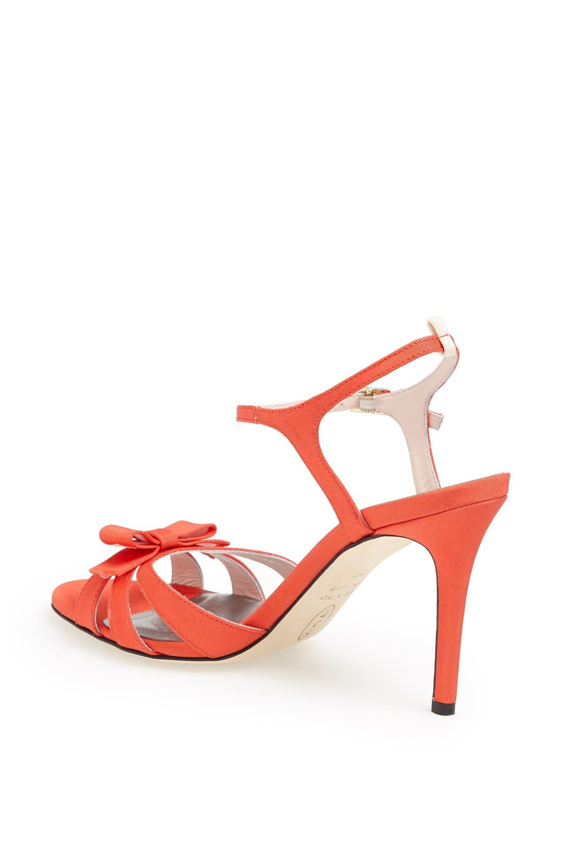 Alternate Image 2  - SJP 'Silvia' Grosgrain Ankle Strap Sandal (Nordstrom Exclusive)