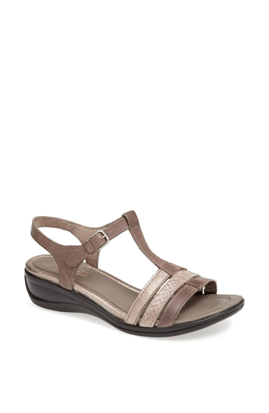 Alternate Image 1 Selected - ECCO 'Sensata' Sandal (Regular Retail Price: $119.95)