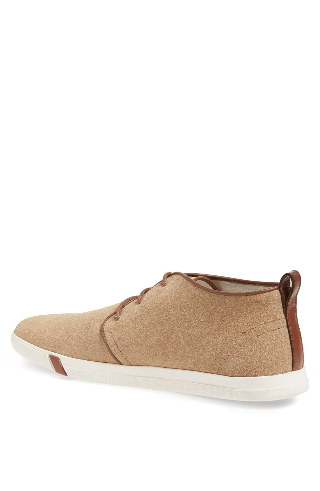 Alternate Image 2  - Armani Jeans Suede Chukka Boot (Men)