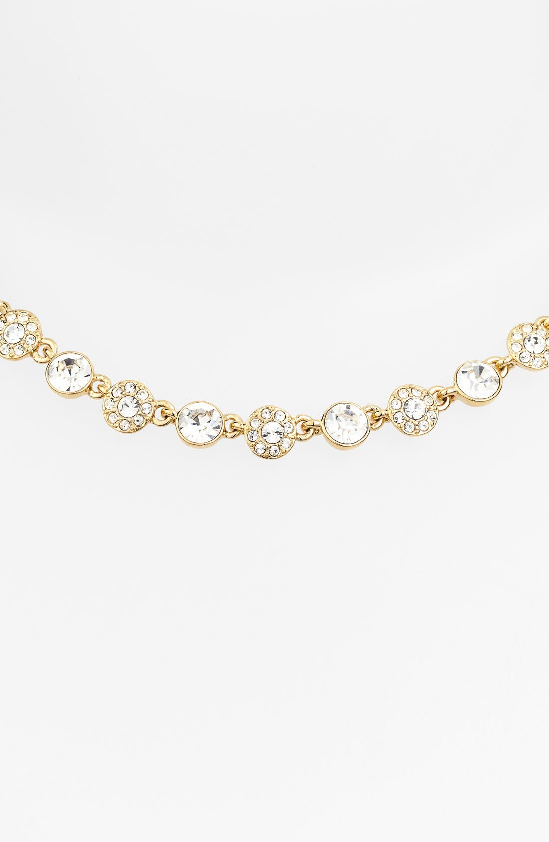 Alternate Image 2  - Givenchy Crystal Collar Necklace