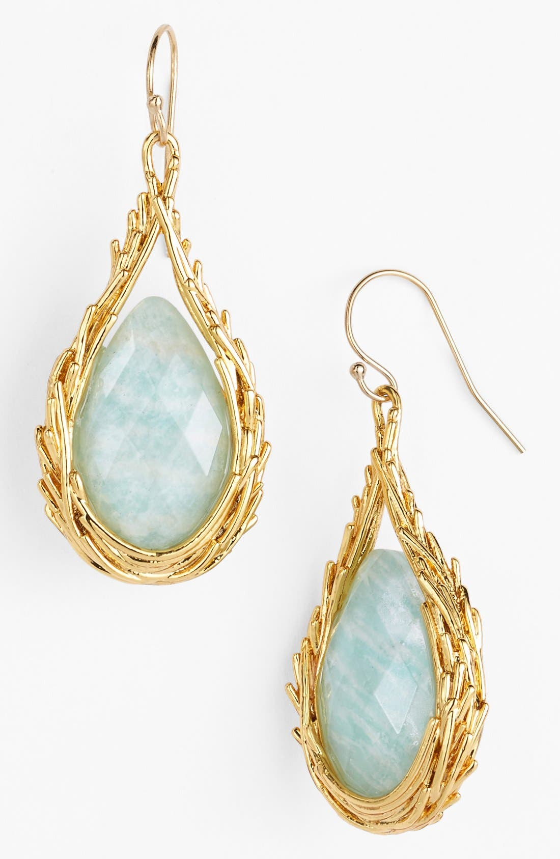 Alternate Image 1 Selected - Alexis Bittar 'Elements - Maldivian' Teardrop Earrings