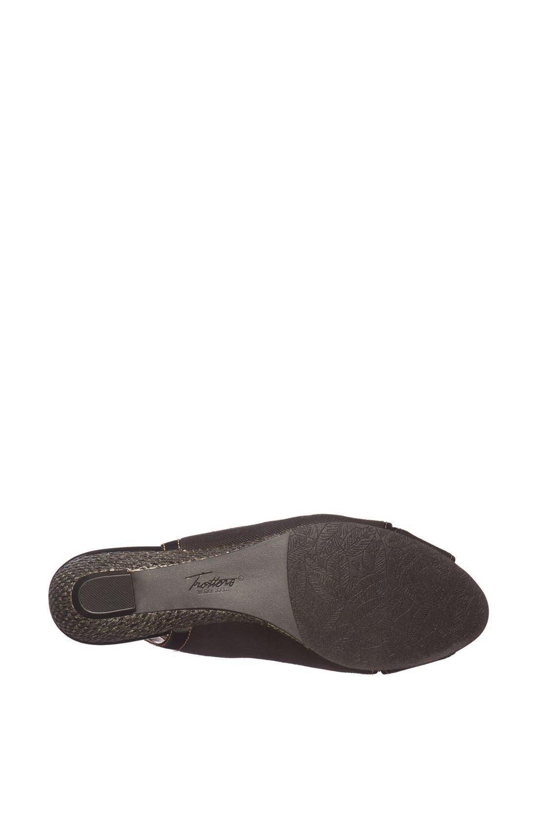 Alternate Image 4  - Trotters 'Calle' Slingback Sandal