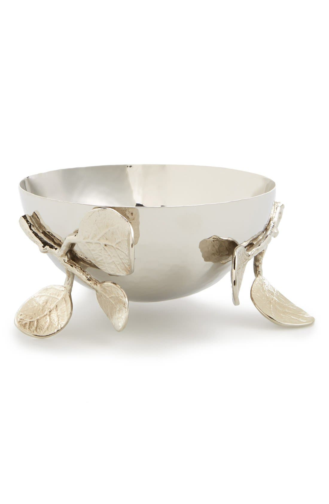 MICHAEL ARAM 'Botanical Leaf' Nut Dish
